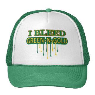 Ik tap Groen 'nGoud af Trucker Petten