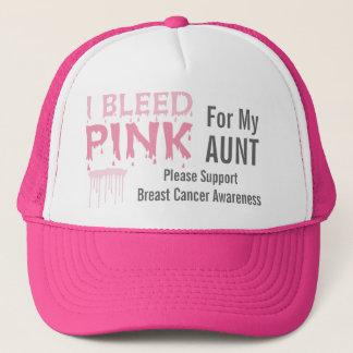 Ik tap Roze voor Mijn Voorlichting van Kanker van Trucker Pet