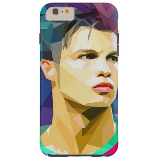 Ik telefoneer c.ronaldo cas3 tough iPhone 6 plus hoesje