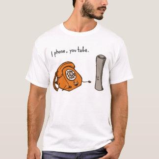 Ik telefoneer, u buis. Overhemd T Shirt