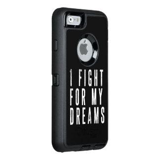 Ik vecht voor Uw Hoesje van de Telefoon van Stong