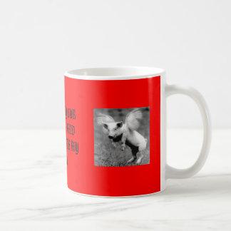 Ik verwerp Uw Werkelijkheid en substitueer Mijn Koffiemok
