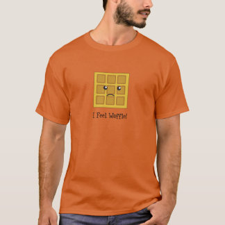 Ik voel Wafel! T Shirt