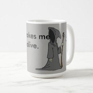 Ik voel zo Levend Koffiemok