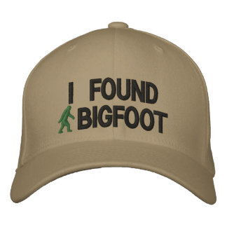 Ik vond bigfoot pet 0