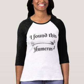 Ik vond Deze Grap van de Wetenschap van T Shirt