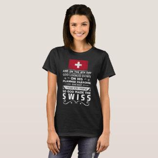 Ik wens de Sexy God van Mensen maakte de Zwitserse T Shirt