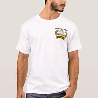 Ik wil een Boswachter In de lucht zijn T Shirt