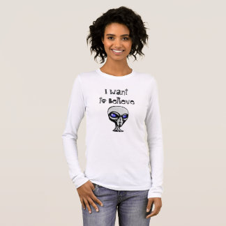 Ik wil geloven, Vreemdeling, UFO, Overhemd Greys T Shirts