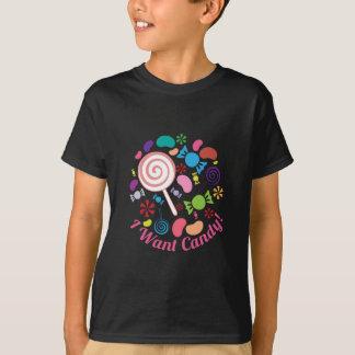 Ik wil Snoep T Shirt