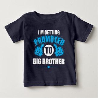 Ik word Bevorderd aan de T-shirt van de Grote