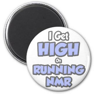 Ik word Hoog bij NMR Lopen Koelkast Magneetje