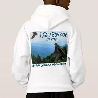 Ik zag Bigfoot in Great Smoky Mountains
