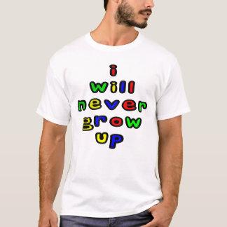 Ik zal het Overhemd van het T-shirt van het Mannen