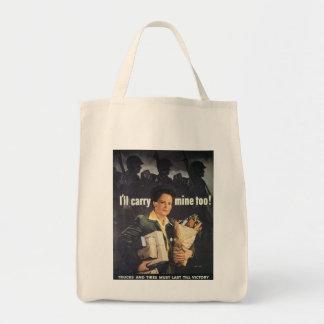 Ik zal Oorlog van de Wereld van de Mijn 2 dragen Draagtas
