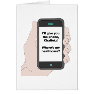 Ik zal u de Telefoon, waar ben Mijn Briefkaarten 0