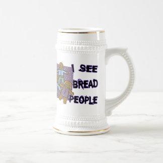 Ik zie de Mensen van het Brood Bierpul