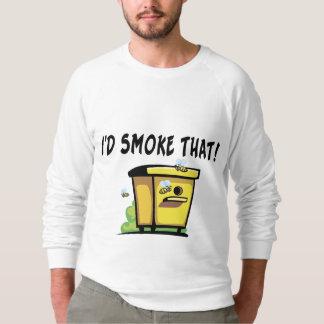 Ik zou Die Bijenkorf van Bij roken Sweater