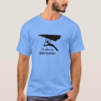 Ik zou eerder DELTAVLIEGEN zijn! T-shirt