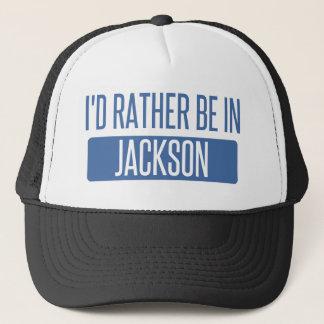 Ik zou eerder in Jackson TN zijn Trucker Pet
