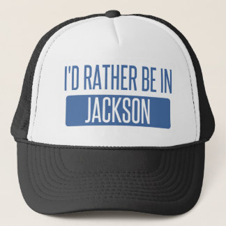 Ik zou eerder in lidstaten van Jackson zijn Trucker Pet