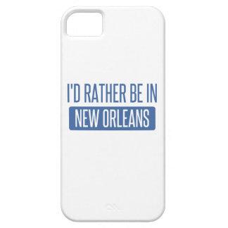 Ik zou eerder in New Orleans zijn Barely There iPhone 5 Hoesje