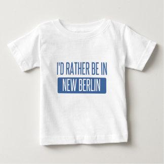 Ik zou eerder in Nieuw Berlijn zijn Baby T Shirts
