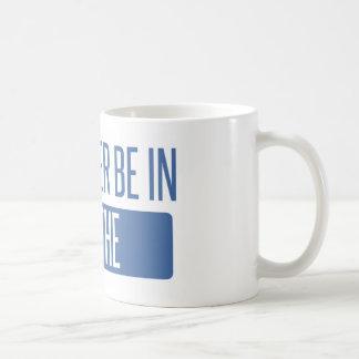 Ik zou eerder in Olathe zijn Koffiemok
