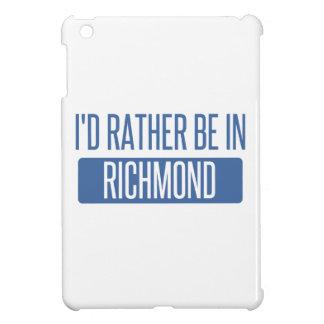 Ik zou eerder in Richmond VA zijn iPad Mini Case