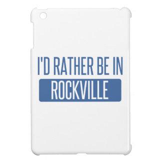 Ik zou eerder in Rockville zijn iPad Mini Covers