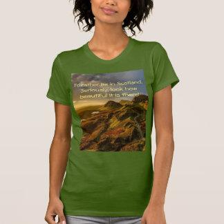 Ik zou eerder in Schotland… T Shirt