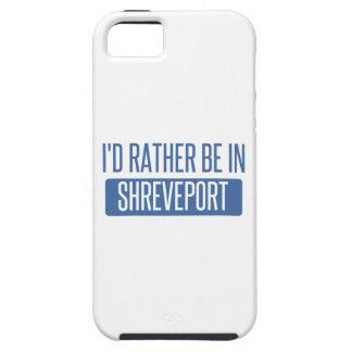 Ik zou eerder in Shreveport zijn Tough iPhone 5 Hoesje
