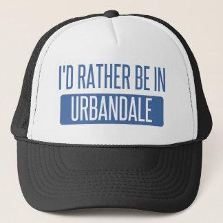 Ik zou eerder in Urbandale zijn Trucker Pet