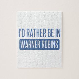 Ik zou eerder in Warner Robins zijn Legpuzzel
