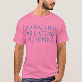 ik zou eerder zijn t shirt