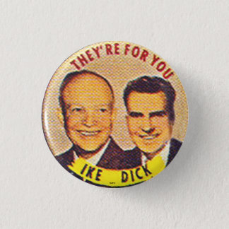 Ike-Dick - Knoop Ronde Button 3,2 Cm