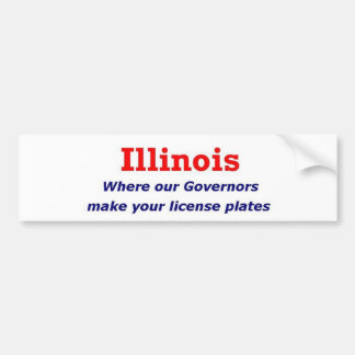 Illinois Bumpersticker