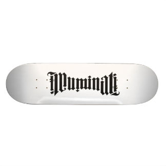 Illuminati - Skateboard