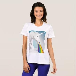 Illustratie die Eenhoorns overgeeft T Shirt