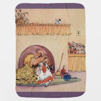Illustratie van Jiji Lou van de Turf van Bisel van Inbakerdoek