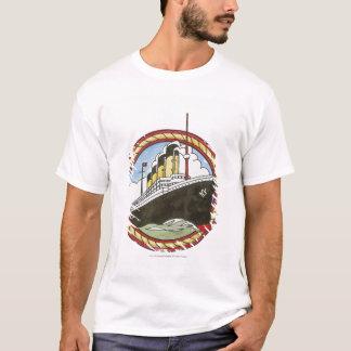 Illustratie van Kolossaal T Shirt