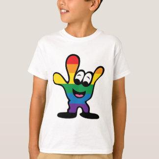 ILYrainbowFinal T Shirt