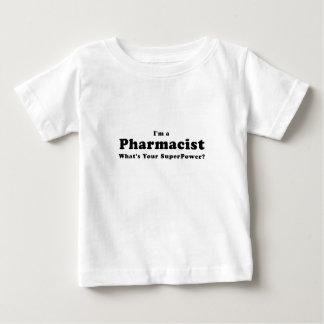 Im een Apotheker wat Uw Grootmacht is Baby T Shirts