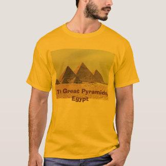 IMG6, de Grote Piramides, Egypte T Shirt