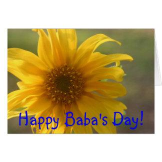 IMG_0479, de Dag van de Gelukkige Baba! Wenskaart