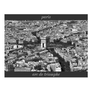 IMG_2588_2, arc DE triomphe, Parijs Briefkaart