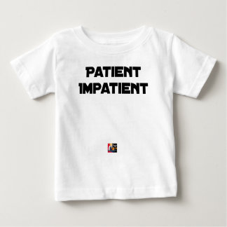 IMPATIENT PATIËNT - Woordspelingen - François Stad Baby T Shirts