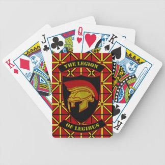 Imperium, Liga, en Legioen van Legibus Poker Kaarten