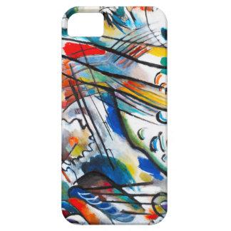 Improvisatie 28 iPhone 5 van Kandinsky Hoesje
