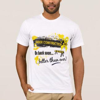 In aanbouw Kanker van de Blaas T Shirt